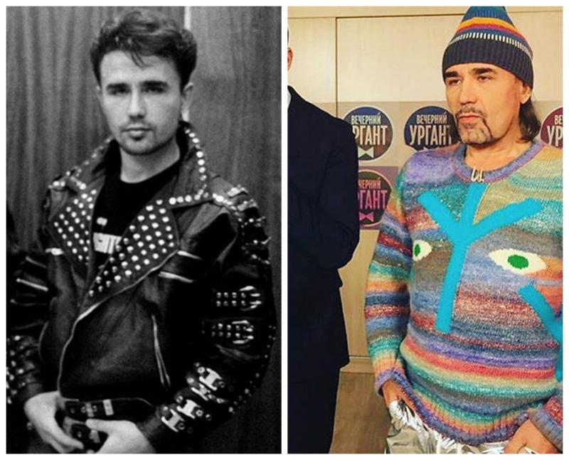 В 90-е и сегодня: как изменились короли российских танцполов (9 фото)