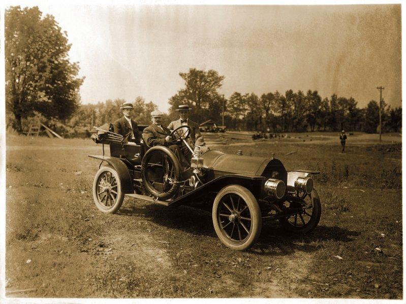 1909 Oakland Model 40