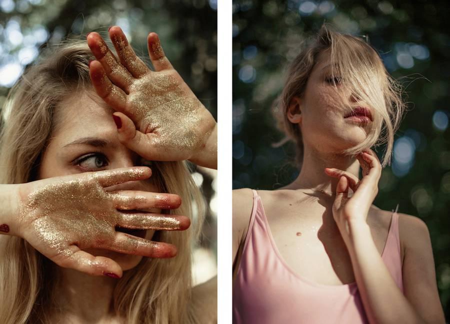 Чувственные портреты в объективе итальянского фотографа