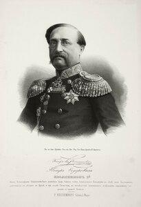 Петр Федорович Козлянинов, командир Ольвиопольского уланского Графа Сакена полка