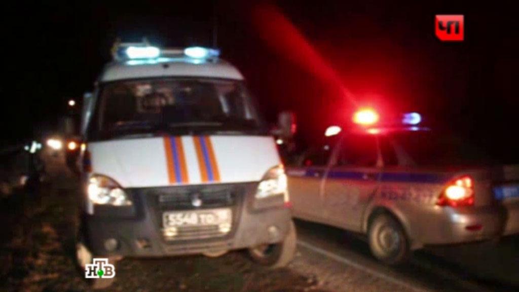 ВЕкатеринбурге девушка на Инфинити выехала напереезд: один погибший, четверо раненых