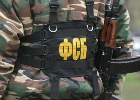 В столицеРФ задержали сотрудника федеральной службы безопасности поподозрению вафере