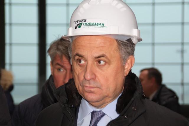 Мутко: Постадиону вКалининграде вопросов нет
