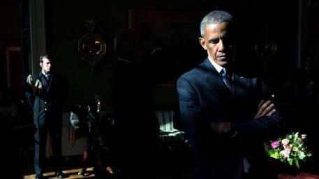 Обама и«хромая утка»— Российское посольство