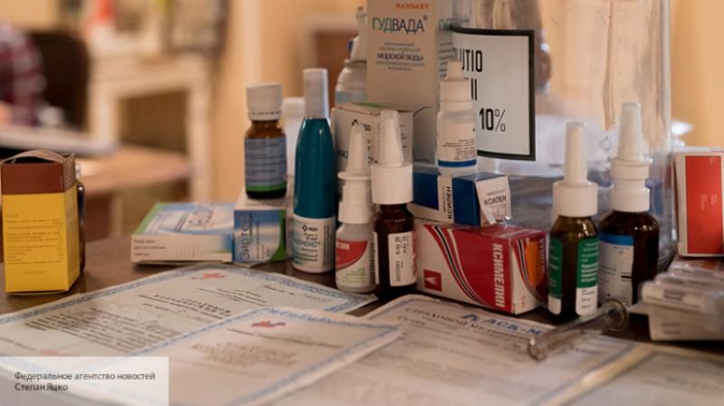 Коммерсанты поставили просроченные лекарства Минобороны на18 млн руб.