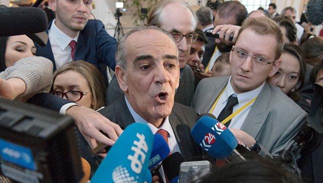 СБООН высоко оценил результаты переговоров поСирии вАстане