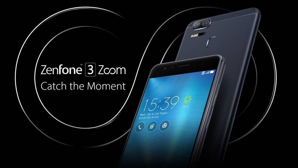 ASUS представила в столице конкурента iPhone 7 Plus смартфон ZenFone 3 Zoom