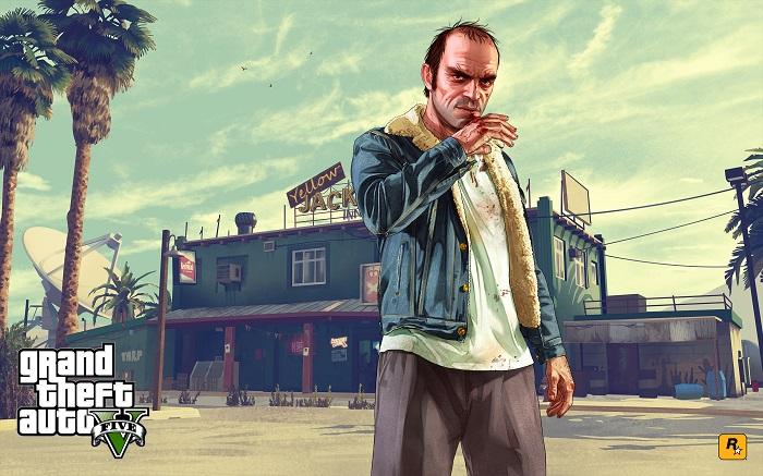 Продажи Grand Theft Auto Vпревысили 80 млн копий
