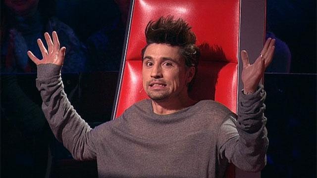 Кто поворачивает кресла? билан, голос, градский, нагиев, первый канал, телевидение, шоу