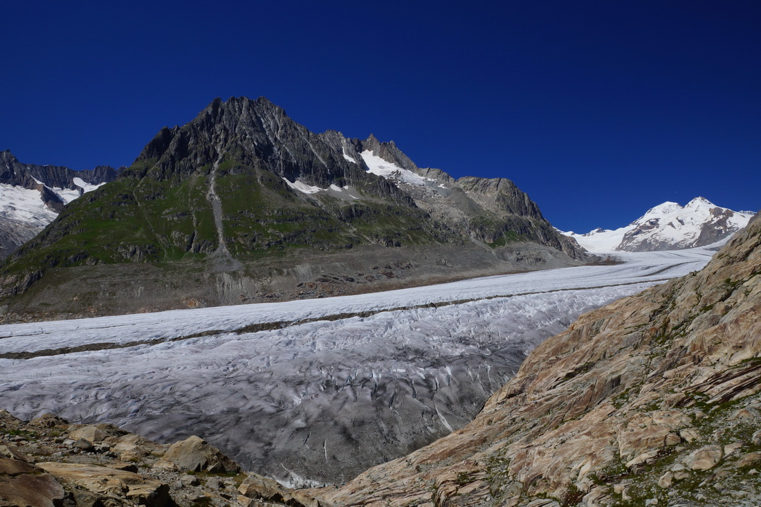 Альпы Швейцарии и Франции (июль-август 2016)