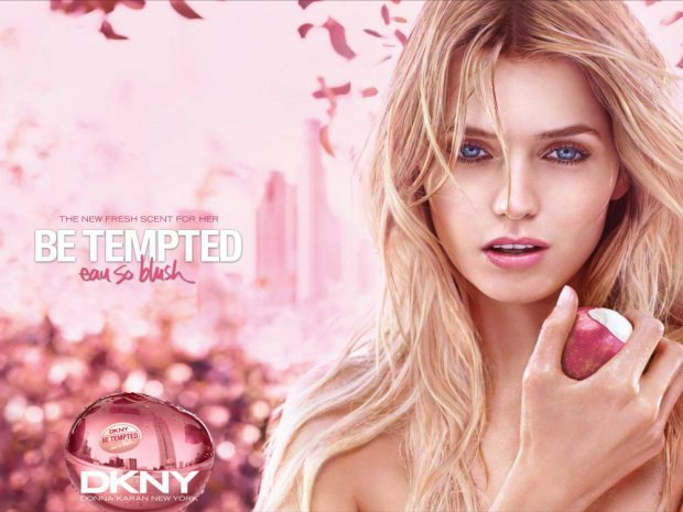 DKNY enlists Australian supermodel turned actress Abbey Lee Kershaw ( Next Models ) to star as the f