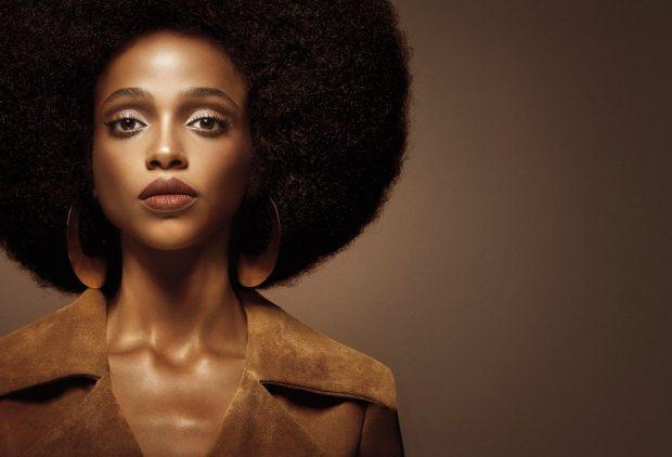 Aya Jones Stars in Nars Cosmetics Audacious Collection Fall 2016 Ads