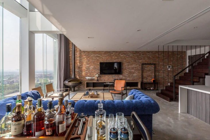 Ecopark Penthouse by ihouse
