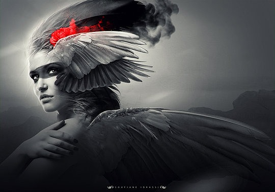 Amazing Photo Manipulations by Idrassi Soufiane