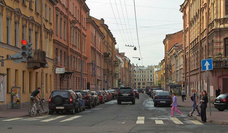 Гагаринская ул.