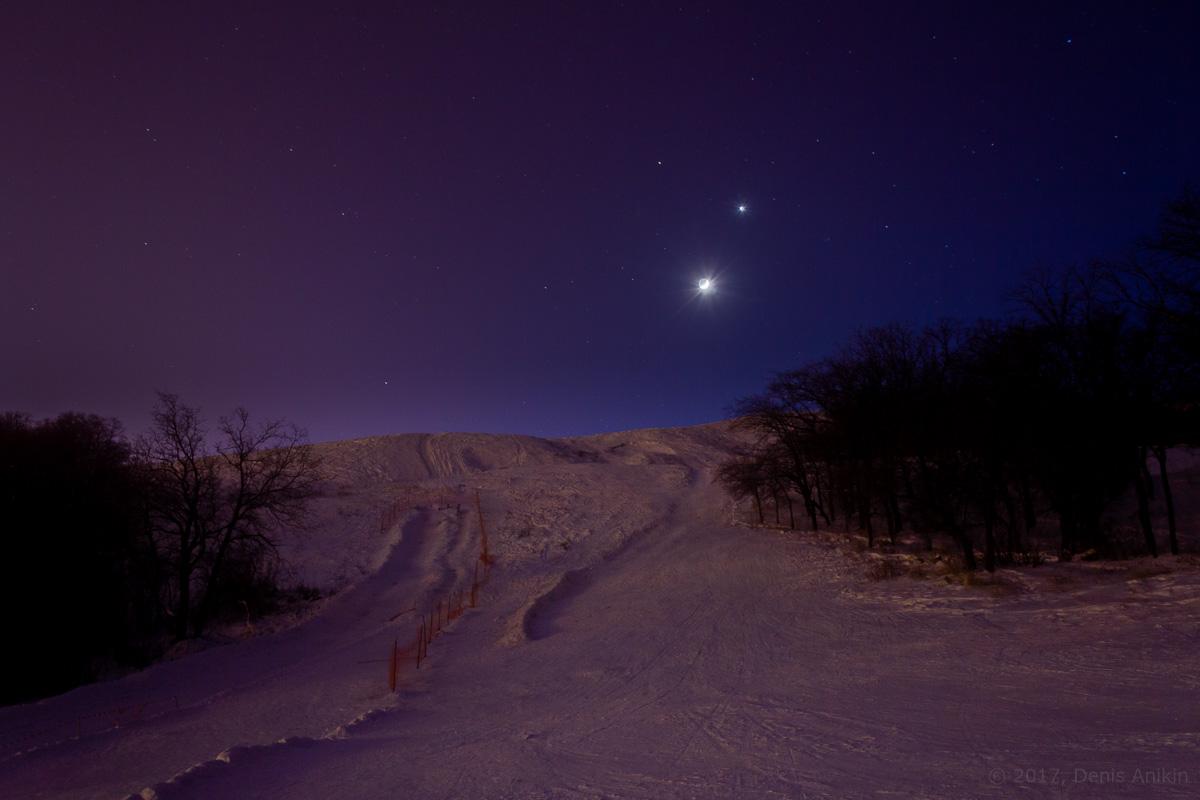 луна венера марс фото 1