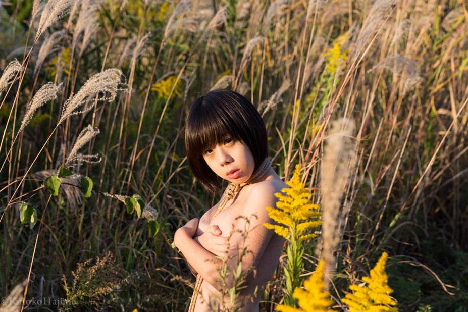 Японское искусство связывания шибари / Shibari-art - Black Label by Hajime Kinoko