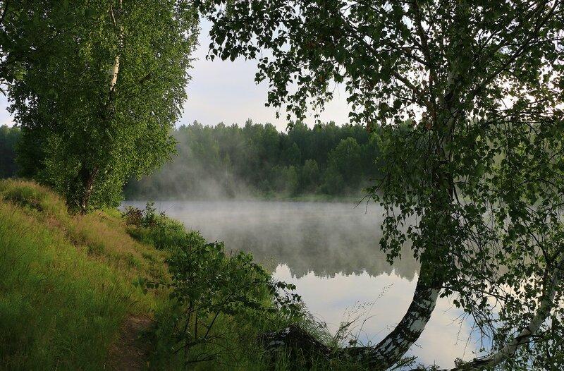 Утро на Чусовой