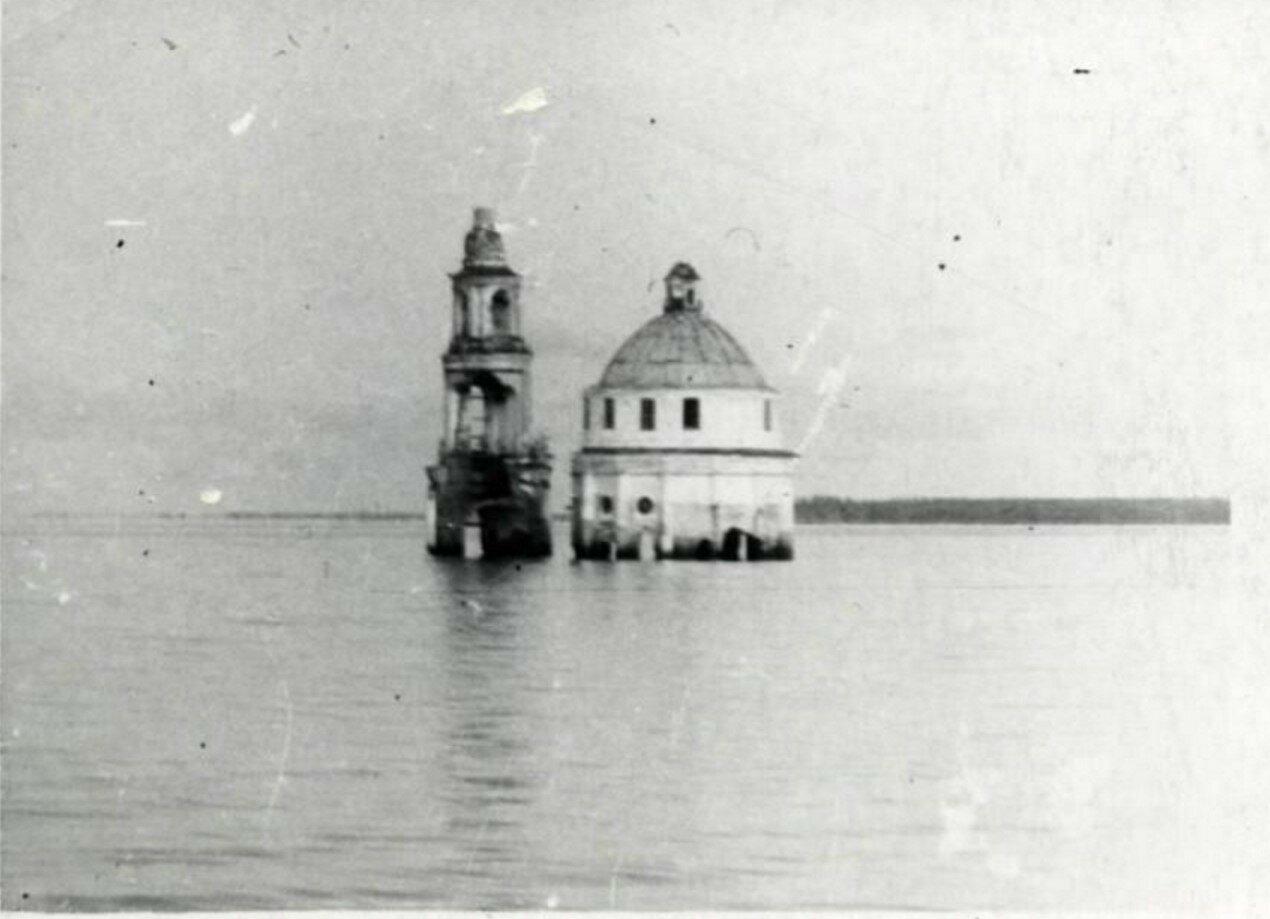 Церковь Богоявления села Яна