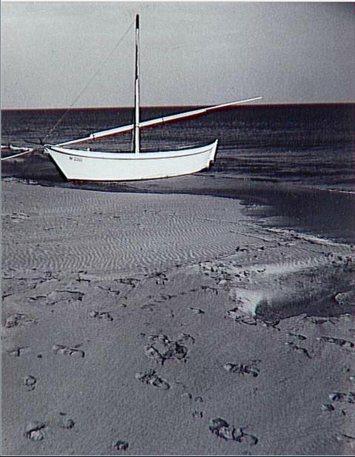 1930-е. Белый катер, Сент-Мари-де-ла-Мер