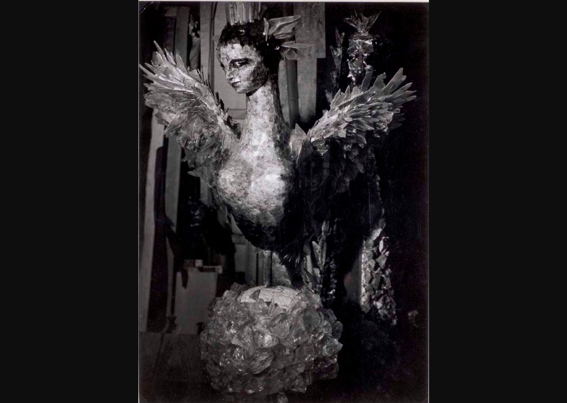 1950. «Птица-Сфинкс» Жанин Джанет