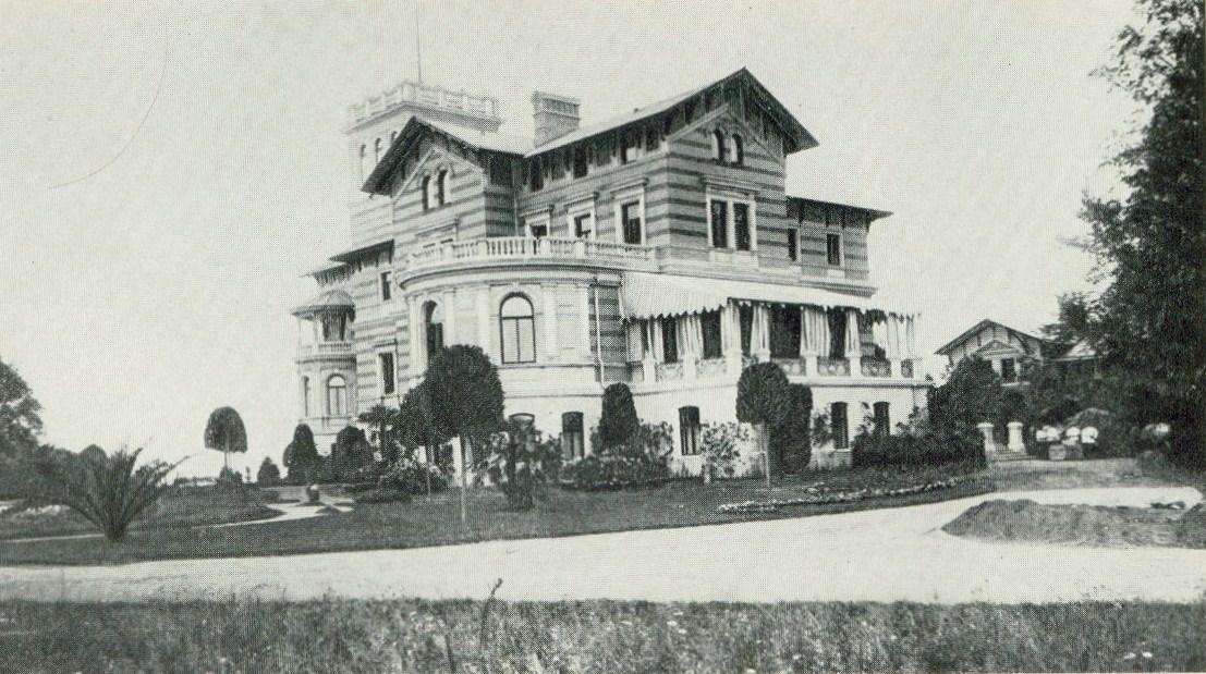 1914. Нижняя дача