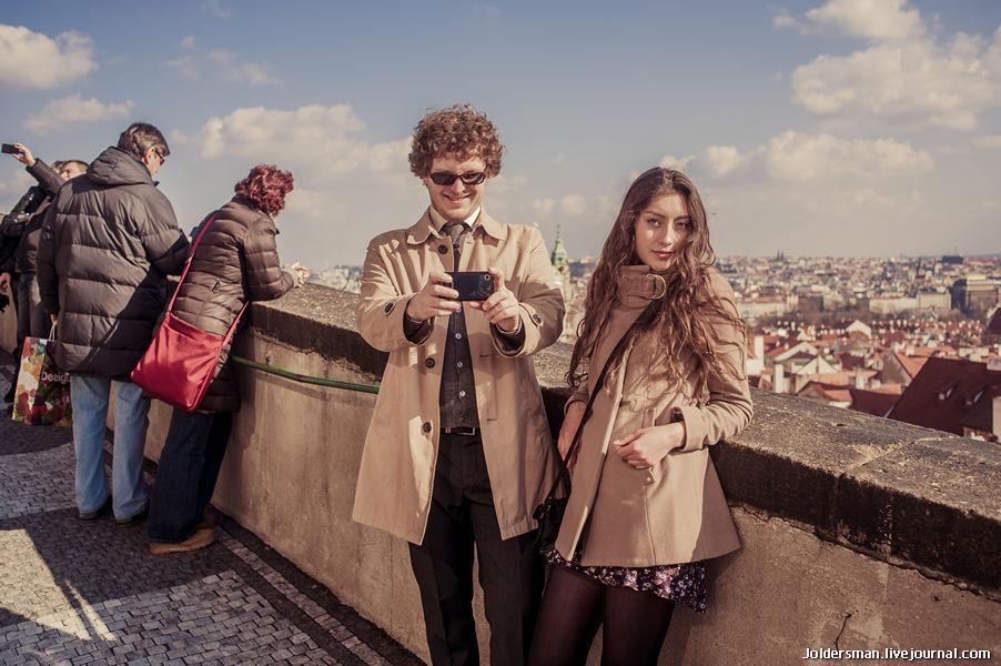 Фотосессия в Праге на Пражском Граде