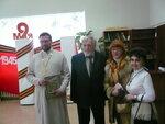 19 апреля в Перловской городской библиотеке (ул. В. Волошиной, д. 20) открылась выставка работ прихожанина Донского храма г. Мытищи  Валерьяна Валерьяновича Халютина