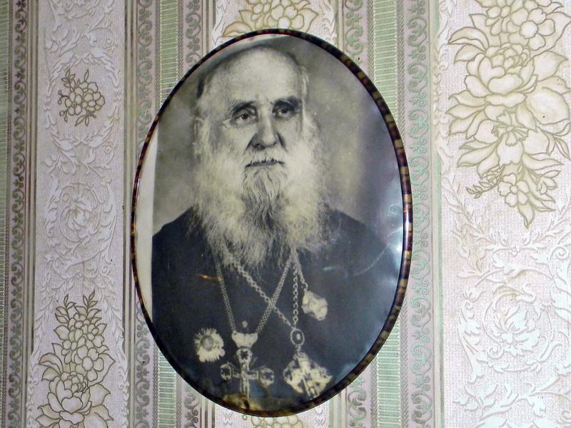 Святой Петр Великодворский