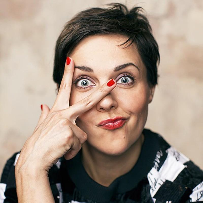 Мария Ситтель — российская телеведущая