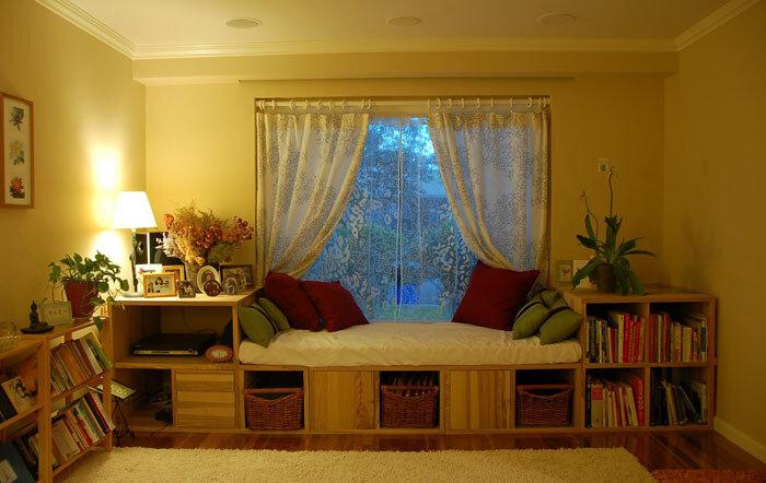 Ниша вместо окна