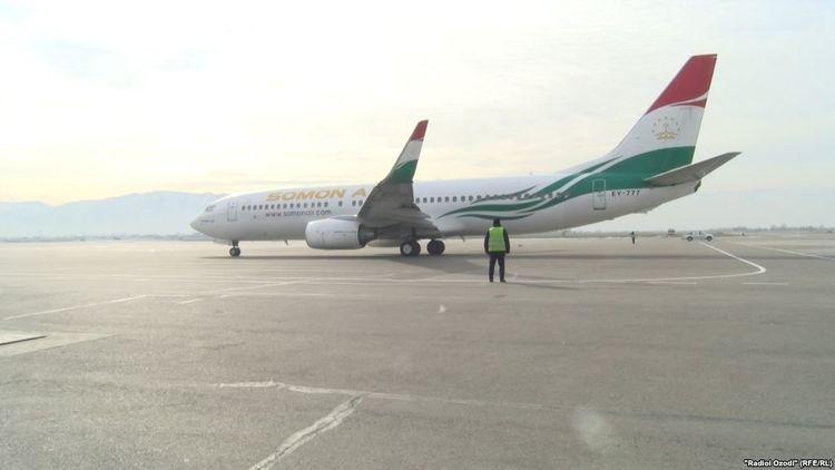 Ташкент непринял 1-ый стабильный рейс изДушанбе
