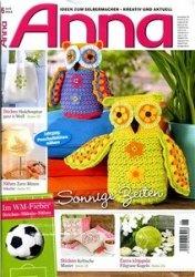 Журнал Anna №6  2014