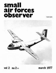 Журнал Small Air Forces Observer 6