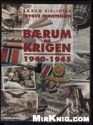 Книга Baerum og Krigen 1940-1945