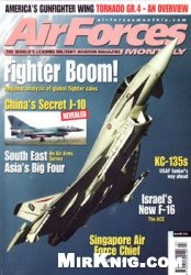 Книга Air Forces Monthly №3 2002