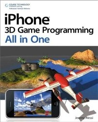 Книга iPhone 3D Game Programming All In One