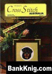 Книга Jill Oxton's Cross Stitch Australia - Issue No. 17