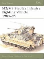 Книга Osprey Vanguard 43_The M2 Bradley Infantry Fighting Vehicle