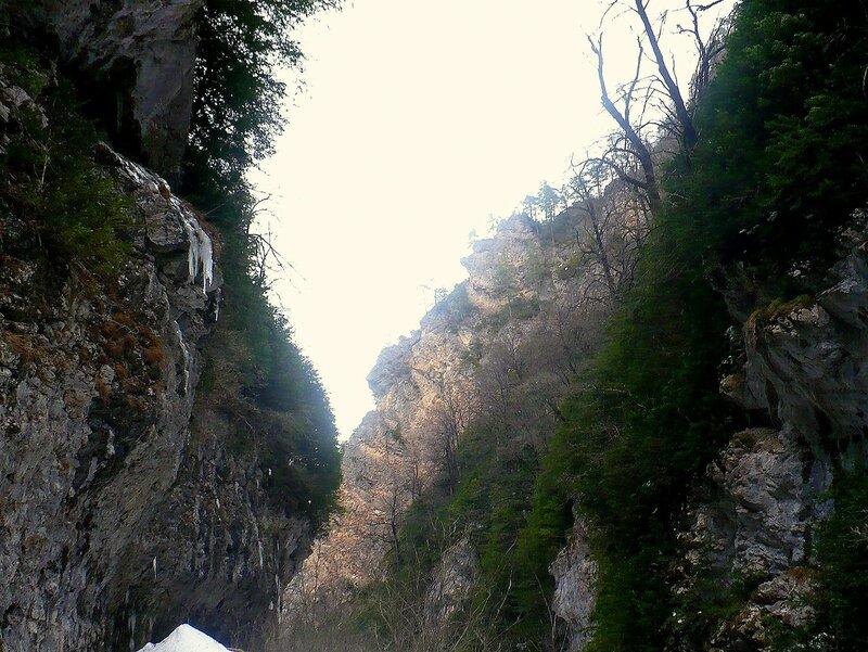 Зима, в походе, Кавказ (11).jpg