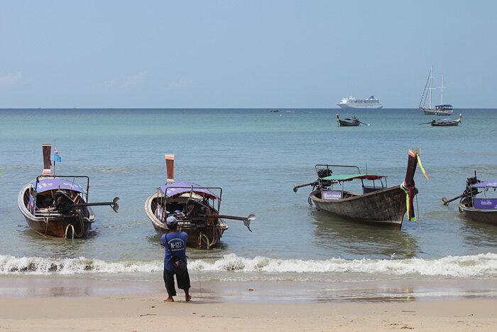 Путешествие на Рэйлей. Острова и пляжи Краби