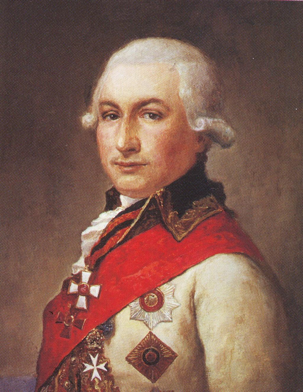 Граф адмирал Осип михайлович Де Рибас. 1996.jpg