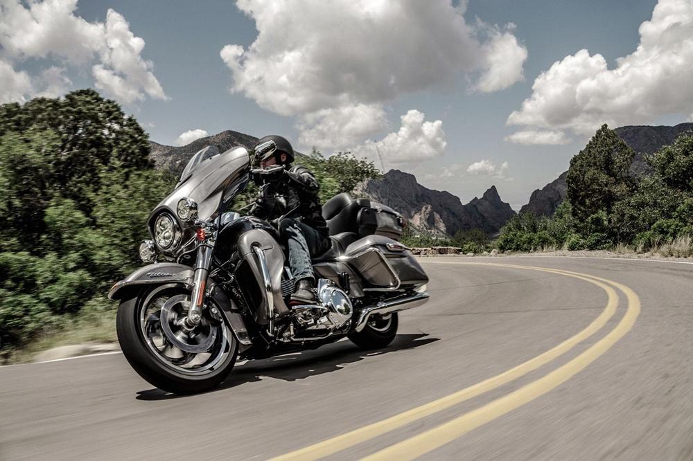 Отзыв туристических мотоциклов Harley-Davidson 2017