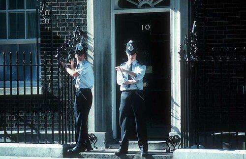 Резиденция британского премьер министра