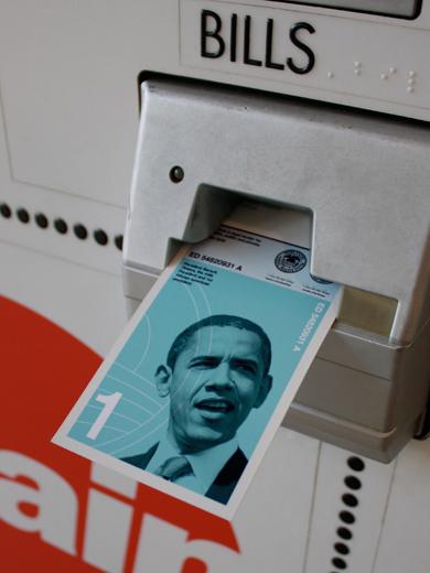 Интересная модернизация доллара США