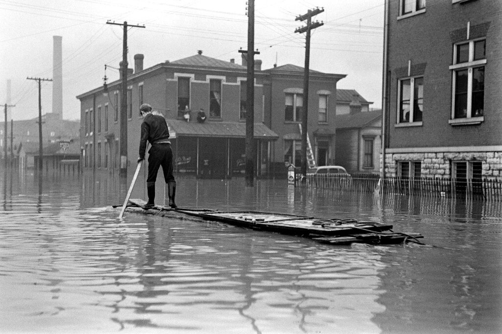 the Great Ohio River Flood of 1937
