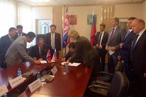 Россия и Северная Корея подписали соглашение об авиационном взаимодействии