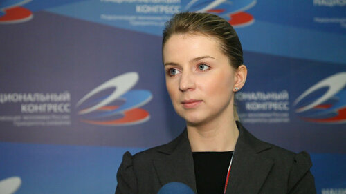 Национальное агентство стратегических проектов Ксения Лысцова