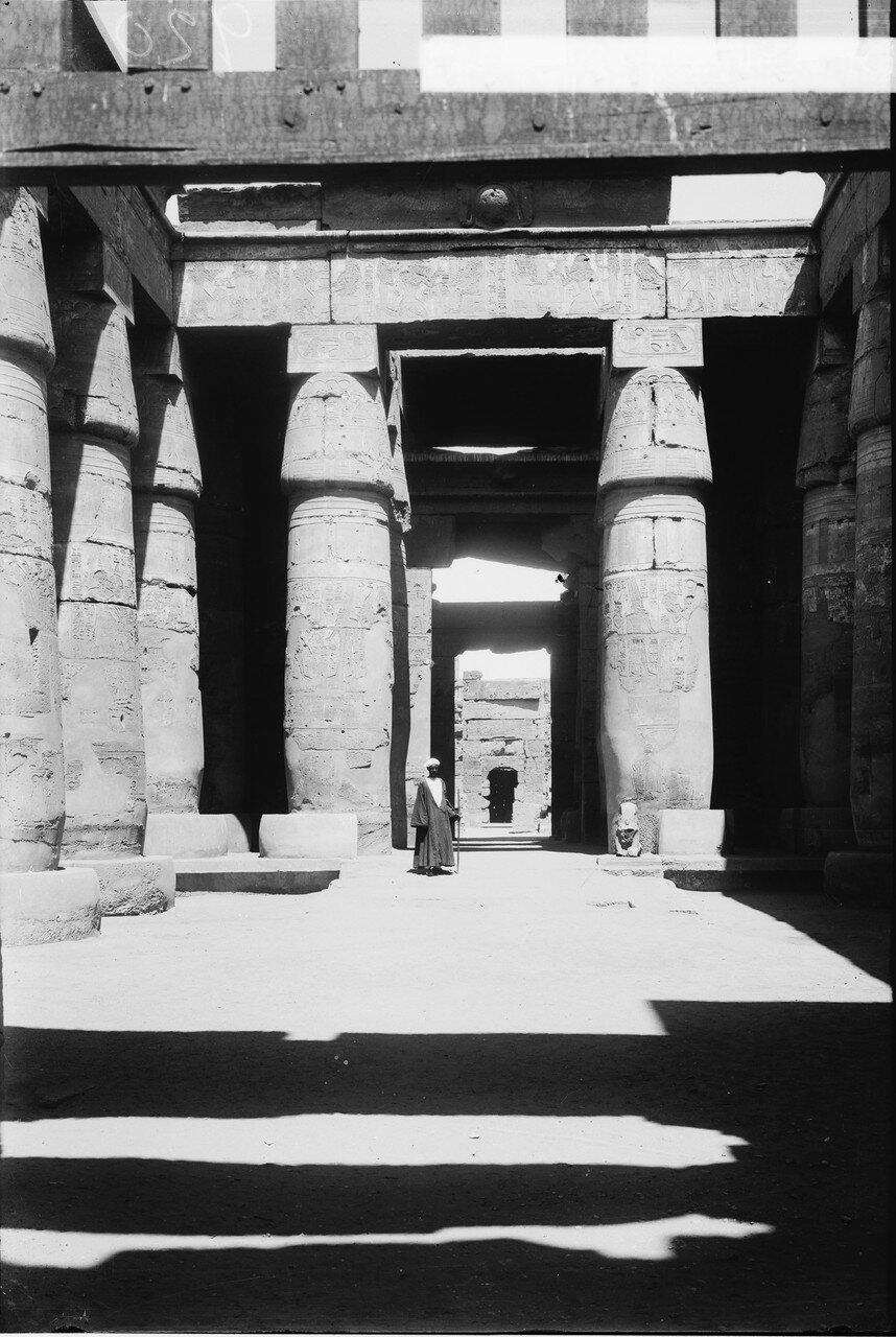 Карнак. Храм Хонсу