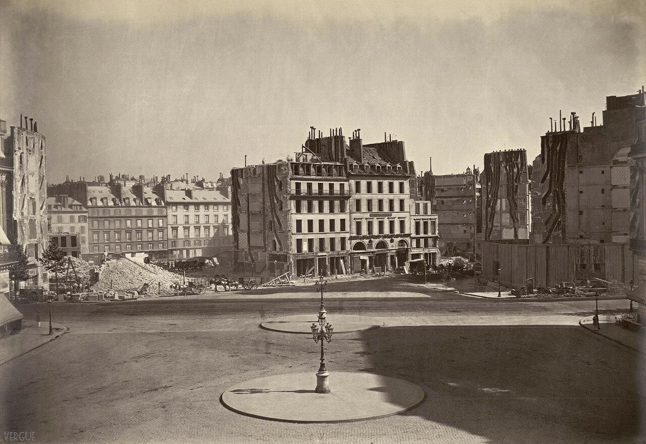 1868. Площадь Оперы